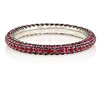 Sidney Garber Women's Ruby Thread Band No Color
