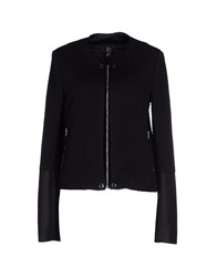Pianurastudio Coats And Jackets Jackets Women Black