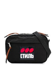 Heron Preston Ctnmb Camera Bag Black
