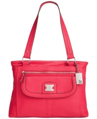 Style And Co. Yassimen Satchel Berry