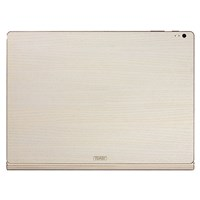 Toast Wooden Surface Book Cover Ash