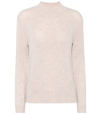 81 Hours Hila Wool And Cashmere Sweater Neutrals