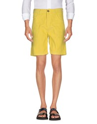 Lightning Bolt Bermudas Yellow