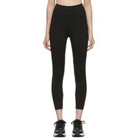 Ernest Leoty Black Saksia Leggings
