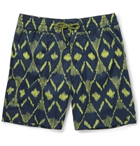 Marc By Marc Jacobs Mid Length Printed Swim Shorts Blue