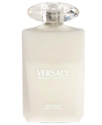 Versace Bright Crystal Perfumed Body Lotion 6.7 Oz