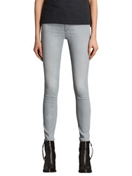 Allsaints Grace Jeans Steel Grey