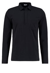 Filippa K Polo Shirt Navy Dark Blue
