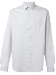 Hope Classic Button Down Shirt Grey