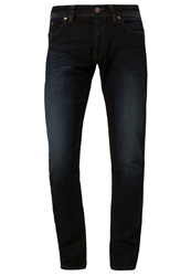 Ltb Hollywood Straight Leg Jeans Rivero Wash Dark Blue