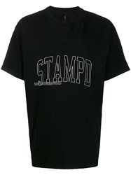 Stampd Waves Relaxed Fit Cotton T Shirt 60