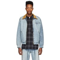 Fear Of God Blue Denim Jacket
