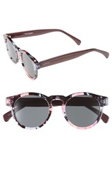 Komono 'Clement' Sunglasses Floral
