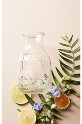 Anthropologie Charlie Glass Clear