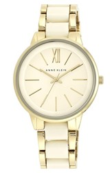 Anne Klein Women's Round Bracelet Watch 43Mm