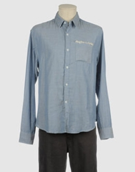 Riviera Club Long Sleeve Shirts Azure