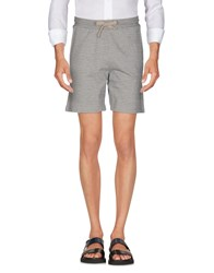 Suit Bermudas Light Grey