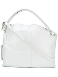 Marsell Gobetta Shoulder Bag Leather White
