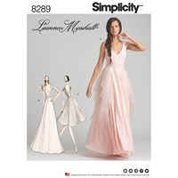 Simplicity Women's Occasion Dress Sewing Pattern 8289