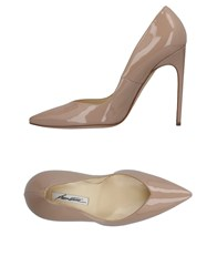 Brian Atwood Pumps Skin Color