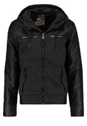 Khujo Proteus Light Jacket Black