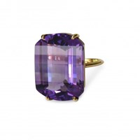 Isabel Englebert Princess Amethyst Ring