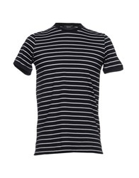 Rossopuro T Shirts Dark Blue