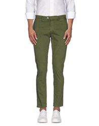 Oaks Trousers Casual Trousers Men Military Green