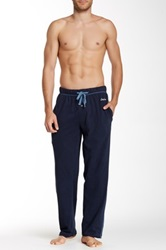 Lucky Brand Knit Lounge Pant Blue