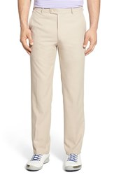 Men's Peter Millar 'Durham' Performance Pants Khaki