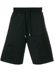 Love Moschino Relaxed Shorts Black