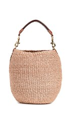 Clare V. Pot De Miel Clutch Blush