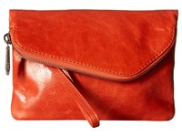 Hobo Daria Grenadine Handbags Red