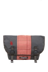 Timbuk2 Plaid Classic Messenger Multi