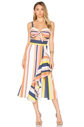 Tanya Taylor Claire Dress Pink