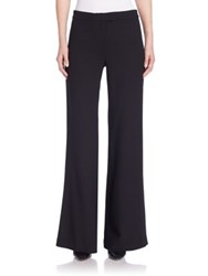 Goat Countess Flared Trousers Black
