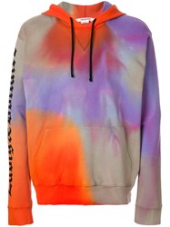 Zadig And Voltaire Tie Dye Hoodie Multicolour