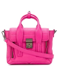 3.1 Phillip Lim Mini 'Pashli' Satchel Pink And Purple