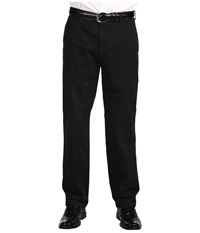 Calvin Klein Dylan Textured Straight Fit Pants Black Men's Casual Pants