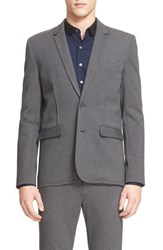 Atm Anthony Thomas Melillo Men's Ponte Knit Sport Coat