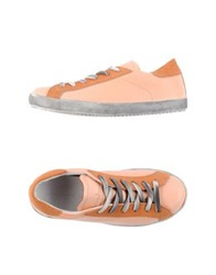 Prima Donna Primadonna Low Tops And Trainers Salmon Pink