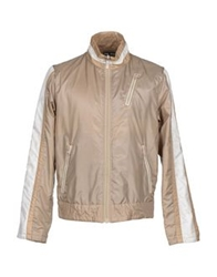 Club Des Sports Jackets Sand