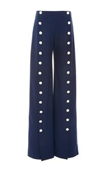 Tory Burch Carrie Sailor Pant Navy