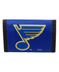 Rico Industries St. Louis Blues Nylon Wallet Team Color