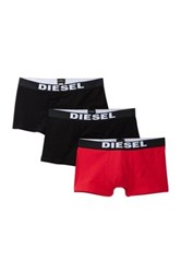 Diesel Rocco Boxer Trunk Pack Of 3 Multi
