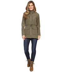 Mountain Hardwear Urbanite Parka Stone Green Women's Coat