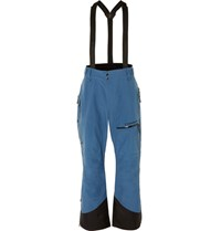 Peak Performance Heli Gore Tex Ski Trousers Blue