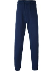 Kenzo 'Mini Tiger' Track Pants Blue