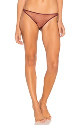 Love Stories Shelby Bikini Burgundy