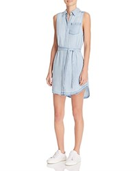 Dl1961 Crosby And Broome Chambray Shirt Dress Midwash